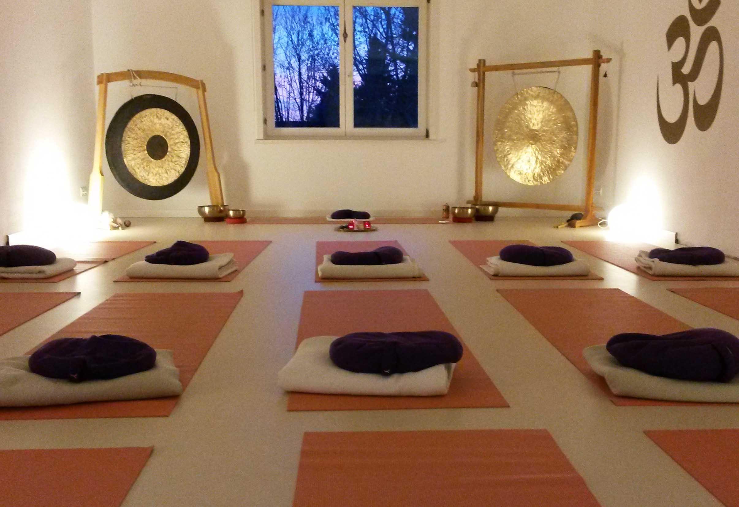 Yogaraum I EG im Ausbau - Silvesteryoga