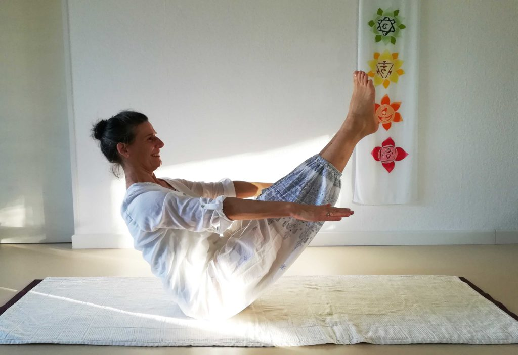 Kundalini Yoga mit Mahanbir